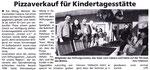 Pizzaverkauf für Kindertagesstätte - Eder-Diemel-Tipp 06.08.2011
