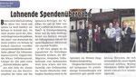 Benefiz am Flugplatz - WLZ 20.02.2014