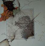 Last Autumn - 2011 - 30 x 30 cm
