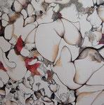 Blossom II - 2011 - 85 x 85 cm / Sfr. 2'500.-