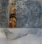 gribouillis - 2008 - 120 x 120 cm / Sfr. 3'900.-