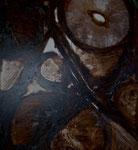 l'indocile - 1999 - 180 x 200 cm / Sfr. 8'600.-