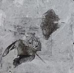 sans titre, techn. mixte sur toile, 40 x 40 cm CHF 550.-