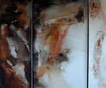 l'oeuvre de l'âme - 2000 - 90-45-50 x 240 cm / Sfr. 12'000.-