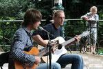 Konzert im Stadtgarten Krefeld - mit Patrick Voss