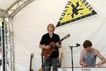 """Auftritt bei """"Kultur findet Stadt(t)"""" - mit Patrick Voss"""