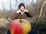 Mhh, Eva gibt mir einen Apfel ;-)