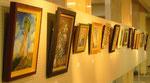 今回は「世界の名画」の摸写画展も同時に開催しました。メンバー様の作品、ゴッホ・モネ・ルノワールなど