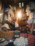 Vendedor de ajos y cebollas