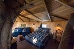 intérieur cosy cabane dans les arbres
