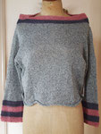 simple summer sweater