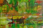"""Forest Desire"" 60x50x4cm/Acryl auf Leinwand"