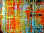 """""""high energy"""" 180x140x2cm/Acryl auf Leinwand"""