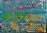 """Fracking"" 160x120x4cm/Acryl auf Leinwand"
