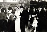 Tante Barbara heiratet Onkel Willi