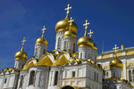 Jungfrauenkapelle im Moskauer Kreml, Russland