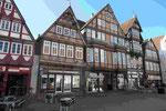 Fachwerkbauten in Celle