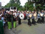 Islamische Jungentanzgruppe in Suryabaya/Java