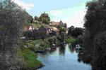 Havelmündung bei Havelberg
