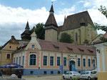 Wehrkirche der Siebenbürger Sachsen in Rumänien