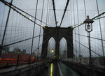 Brooklynbridge, New York, USA