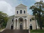 Katholische Katherale auf den Seychellen
