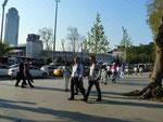 Besiktas-Fans, Istanbul, Türkei