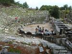 Römisches Theater, Türkei