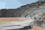 Theater von Philippi in Nordgriechenland