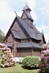Norwegische Stabholzkirche im Riesengebirge, Polen