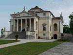 Villa La Rotonda von Palladio bei Vicenza, Italien