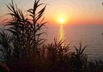 Abendstimmung auf Korfu