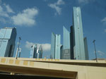 Hochhäuser in Dubai, V.A.E.