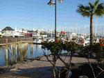 Im Yachthafen von Playa Blanca, Lanzarote