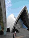 Die Oper von Sydney, Austalien