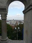Blick auf Budapest, Ungarn