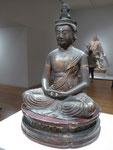Bodhisattvafigur aus Japan  im Rijksmuseum Amsterdam