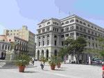 Ehemalige Börse in Havanna, Cuba