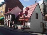 Ältestes Haus von Quebec, Kanada