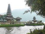 Ulun Danu Tempel, Bali, Indonesien