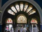 Historische Einkaufsmall in Melbourne, Australien