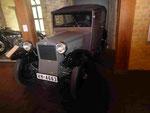 DKW-Oldtimer in der Zitadelle Spandau