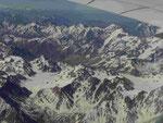 Andenüberflug Argentinien/Chile