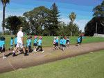 Schulklassen in Perth/Westaustralien