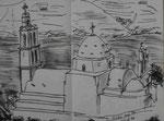 Kirche auf Ios, Kykladen