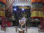 Tempel der tibetischen Glaubensrichtung in Bodhgaya