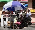 Marktfrauen auf Grenada