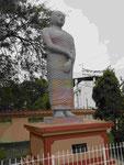 Buddha Lieblingsschüler Ananda in Bodhgaya