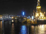 Costa Concordia zur Abwrackung im Hafen von Genua