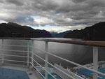 Im norwegischen Geirangerfjord